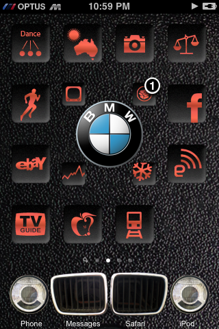 BMW iPhone Themes - ModMyForums