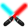 Buuf iPhone 4-lightsaber-unleashed.png