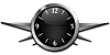 50+ Clock faces (png format)-spikey-clock.png