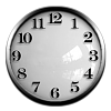 50+ Clock faces (png format)-white-clock.png