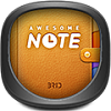 boss.iOS now available on Theme it app-awsomenote.png