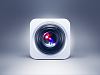 Removing Background from an ICON-dribbble_6_1x.png