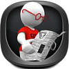 boss.iOS now available on Theme it app-round-guy-icon.png