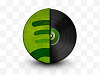 Jaku for iOS 5-spotify_icon_dribbble.png