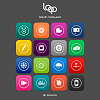 Loop : a fresh and coloured iOS Theme by Zoostar-loop-preview-thread-modmyi.png