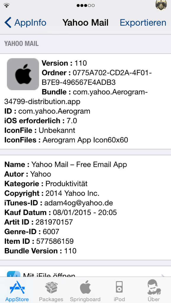 Lion d'Or ligth-Black-gold-IOS8 theme - Page 4 - ModMyForums