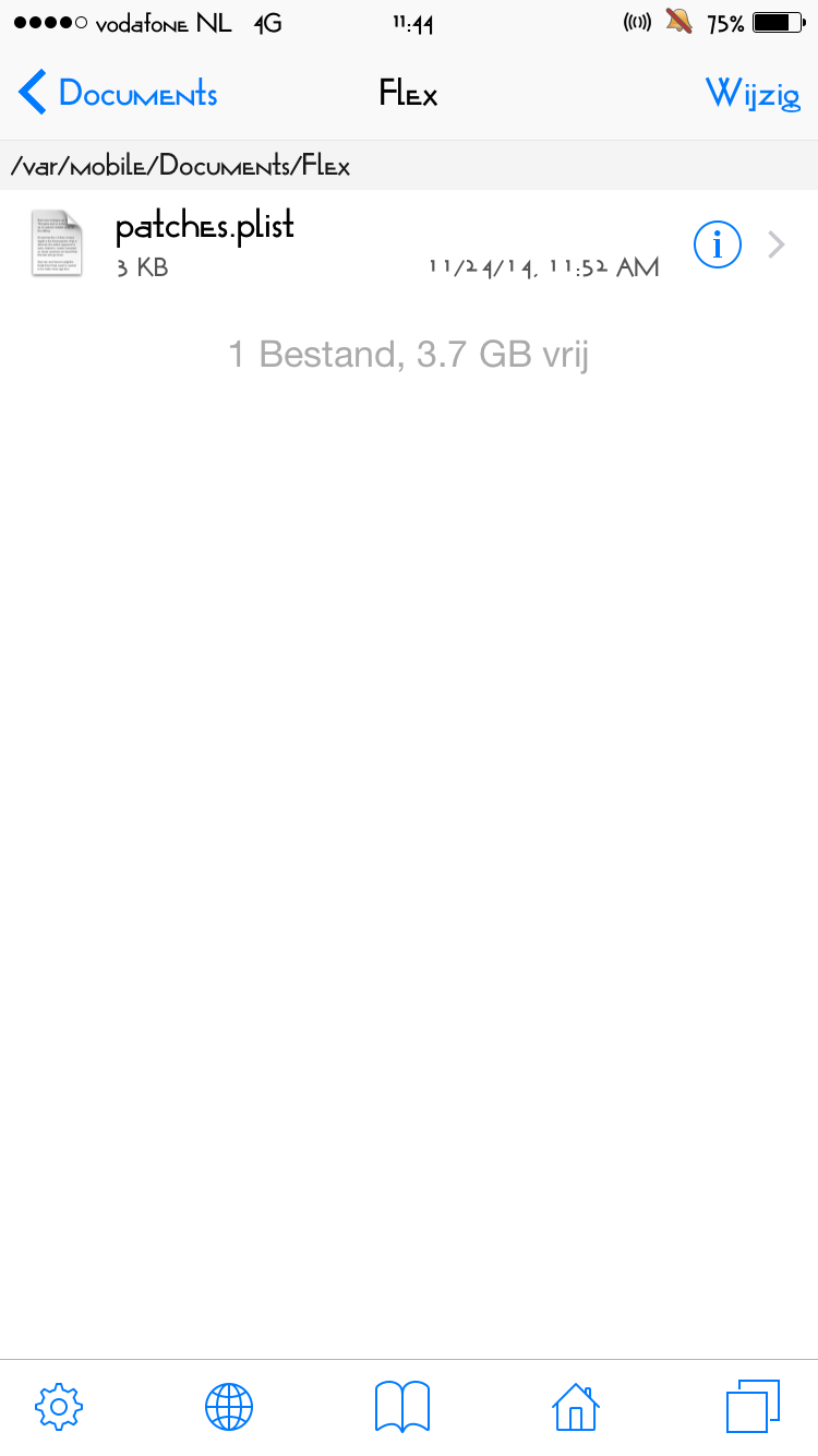 Buuf is juiced in to IOS9 (Anemone and Winterboard) - Page 328