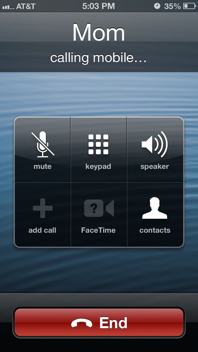 how to send calls straight to voicemail on iphone 6