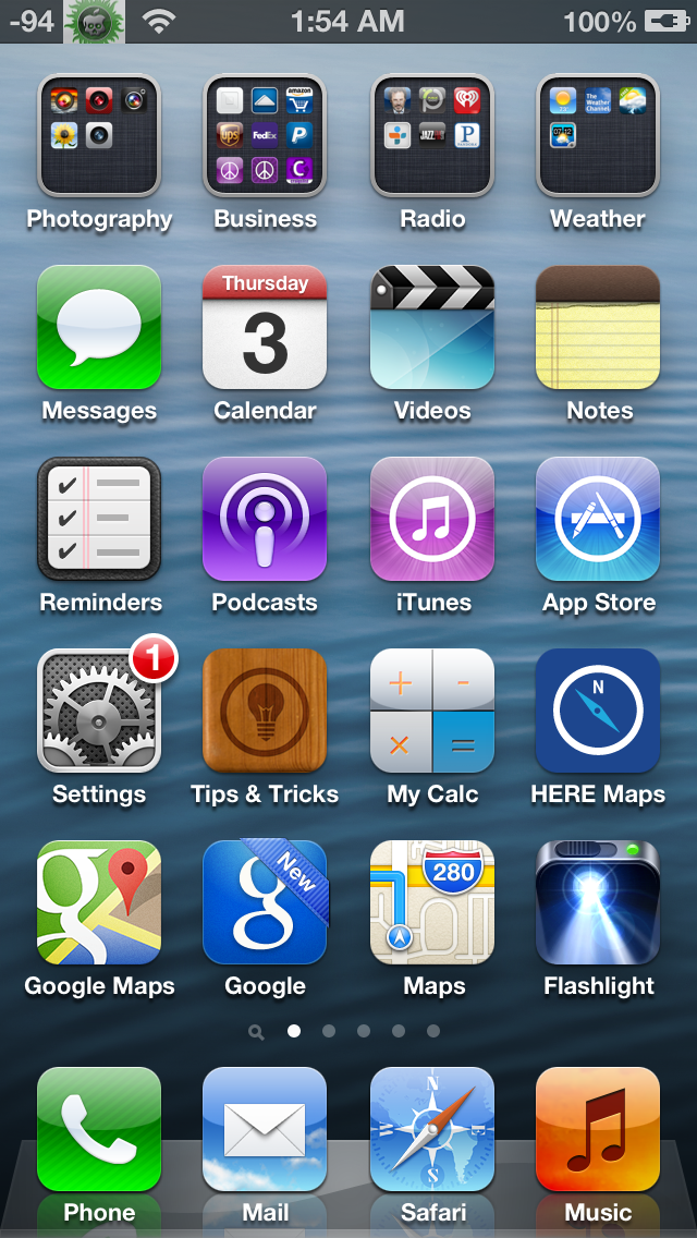 how to change your phone name on iphone 5