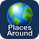 Places Around iPhone App is Free for a Day !!!-placesaround_icon57.png