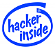 We are hackers. We hack everything there is to hack. We are relentless.<br />  We are the Hackers Inside.
